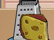 لعبة فوندو الجبن اللذيذة