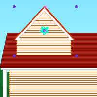 لعبة بناء بيت