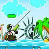 لعبة حرب القرود