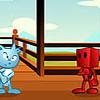 لعبة قتال القطط