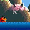 لعبة ماريو في البحر