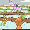 لعبة صياد الخيول