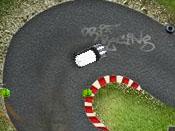 لعبة مهارات القيادة