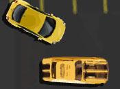 لعبة السيارات المتصادمة