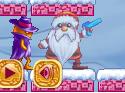 لعبة بابا نويل الحربية