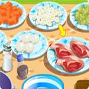 لعبة طبخ حلوه جديده